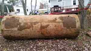 Steel  septic tank