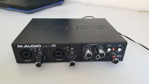 -Carte De son m-audio interface profire 610 FireWire sound card