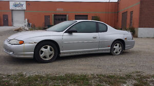 2001 MONTE CARLO SS FULLY LOADED