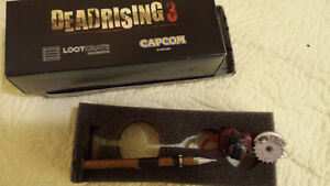 LootCrate exclusive Dead Rising 3 Sledge Saw Pen