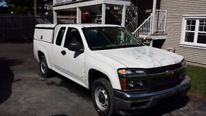 2008 Chevrolet Colorado EXT-Cab