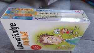 Brand New Wrapped Judy Blume Fudge  Boxed Set Peterborough Peterborough Area image 1