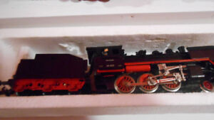 HO Model Train, DCC steamer, BR 24 by Roco