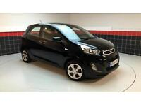 2014 Kia Picanto 1.0 1 Manual Hatchback