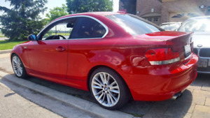 2008 BMW 1-Series 128i E82 Coupe (2 door) MANUAL