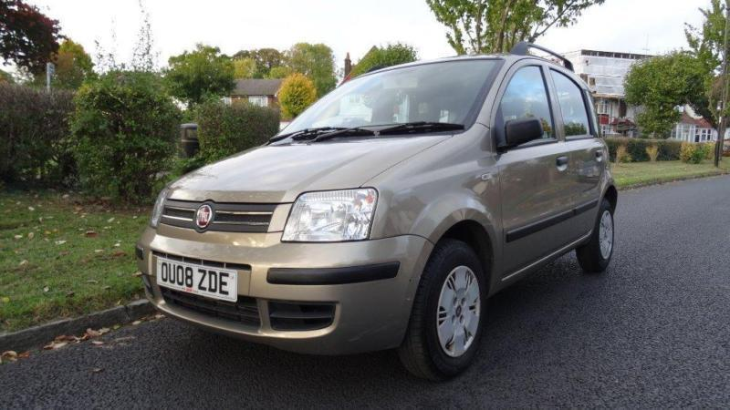 fiat panda dynamic multijet 2 keys 2008 manual 43000 diesel beige diesel in norbury london. Black Bedroom Furniture Sets. Home Design Ideas
