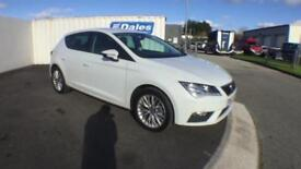 2017 Seat Leon 1.6 TDI SE Dynamic Technology 5dr 5 door Hatchback
