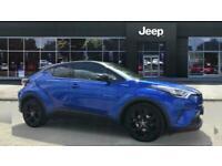 2018 Toyota C-HR 1.8 Hybrid Dynamic 5dr CVT Hybrid Hatchback Auto Hatchback Hybr