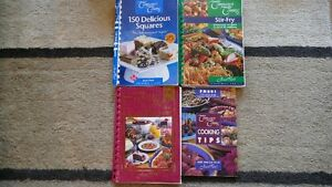 3 Company's Coming Cookbooks + Bonus  $10 OBO.