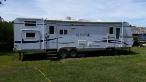 2007 Jay Feather 30ft SOLD Pending Payment