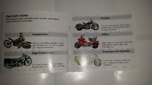 Motorcycle Index Cards - Frame 1 or All 150 cards Strathcona County Edmonton Area image 6