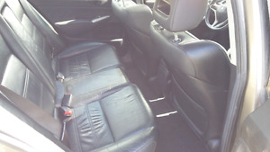 2007 Acura CSX with leather interior and sunroof.