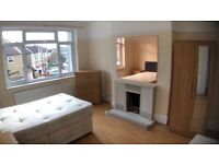 Stunning Large Double Room available for immediate move / PINNER - £140/WEEK