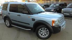 2007 LAND ROVER DISCOVERY 3 TDV6 XS ESTATE DIESEL