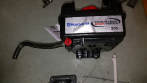 Husqvarna snow blower, parts