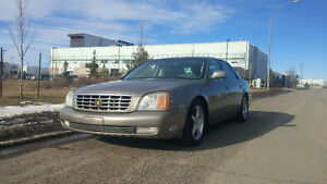 Cadillac DTS best price on kijiji