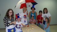 Acadian Day Fun at the New Brunswick Museum!