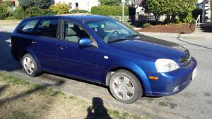 2006 Chevrolet Optra Wagon