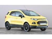 2018 Ford Ecosport 1.0 EcoBoost 140 Titanium S 5dr Hatchback petrol Manual