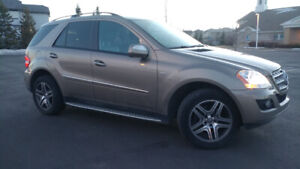 Mercedes ML320 Diesel AWD. Priced for a quick sale!