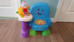 Fisher Price Sit and Learn