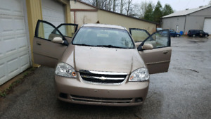 2004 Chevy Optar