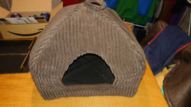 2 x pets at home cat igloo beds