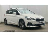 2019 BMW 2 Series 218i Luxury 5dr Estate petrol Manual
