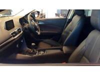 2018 Mazda 3 2.2d Sport Nav 5dr Manual Diesel Hatchback