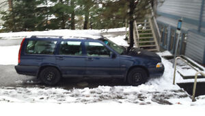 1997 Volvo XC70 Wagon never worry about snow again