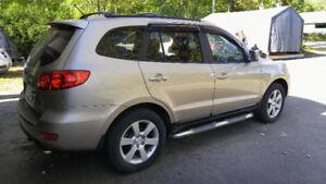 2007 Hyundai Santa Fe GLS SUV, Crossover