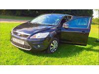 Ford Focus 1.8 diesel 2009 one owner 116 MILLAGE