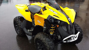 2015 Renegade 500 with 3 year warranty