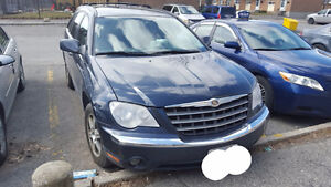 2007 CHRYSLER PACIFICA FULLY LOADED $5500 OBO!!!