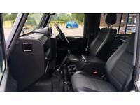 2012 Land Rover Defender DEFENDER 90 XS TD Manual Diesel 4x4