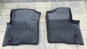 TAPIS WEATHER TECH (FORD F-150)