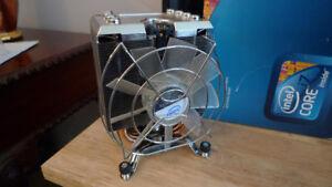 Intel New Socket LGA 1366 Copper CoreAluminum CPU HeatSink Fan