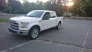 2015 Ford F-150 Lariat 6 seater