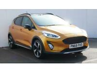2018 Ford Fiesta 1.0 EcoBoost Active B+O Play 5dr Hatchback petrol Manual