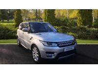 2017 Land Rover Range Rover Sport 3.0 SDV6 (306) HSE 5dr + Fixed Automatic Diese