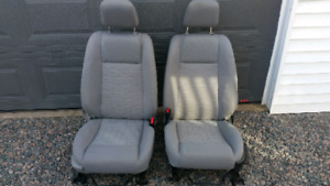 Ford Mustang GT Seats