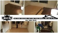 HARDWOOD WATER DAMAGE NEED REPAIRS NEW INSTALLATIONS CALL BCS