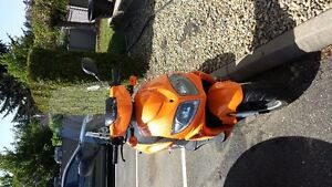 2012 Tomos Nitro 50cc Gas scooter