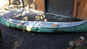 Canot 14 pieds de longueur