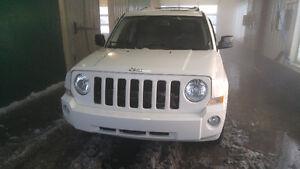 2010 Jeep Patriot Limited garantie full