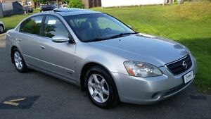 2002 Nissan Altima SL Berline