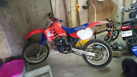 cr250 1986 sell or trade