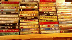 ALL TIME CLASSIC FAVORITES, ROCK &ROLL, COUNTRY, LOVE SONGS, ETC