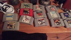 Nintendo 64 Games lot