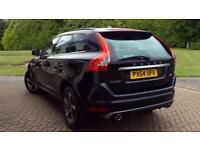 2014 Volvo XC60 D4 181 FWD R-Design Auto with Automatic Diesel Estate